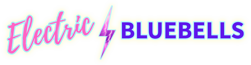 Electric Bluebells Logo