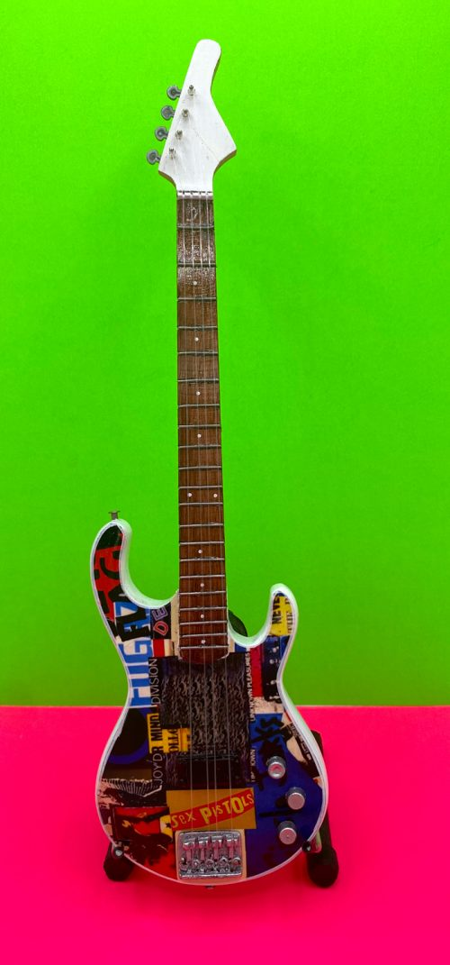 Sex Pistols Guitar