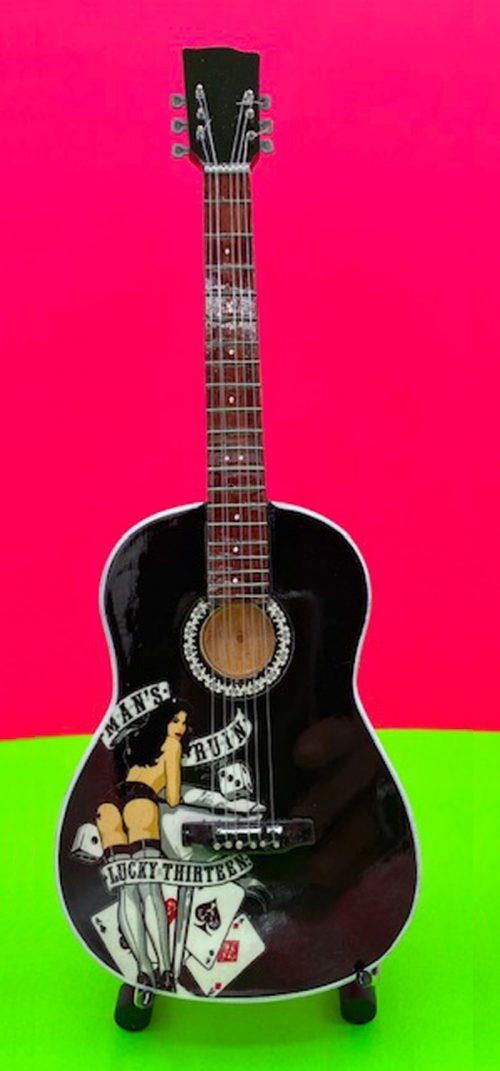 'Mans Ruin' Acoustic