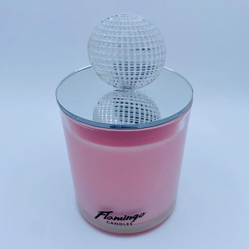 Pink Lemonade Disco Candle