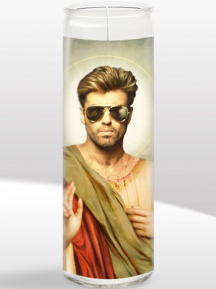 George Michael Candle