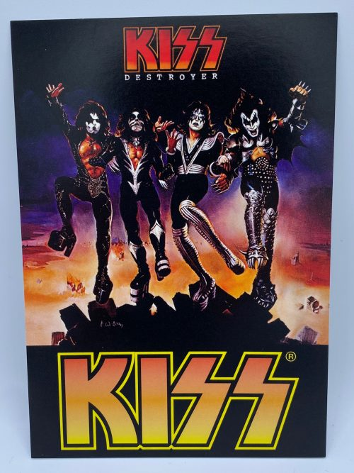Kiss Greeting Cards