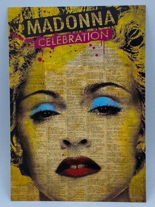 Madonna Greeting Cards