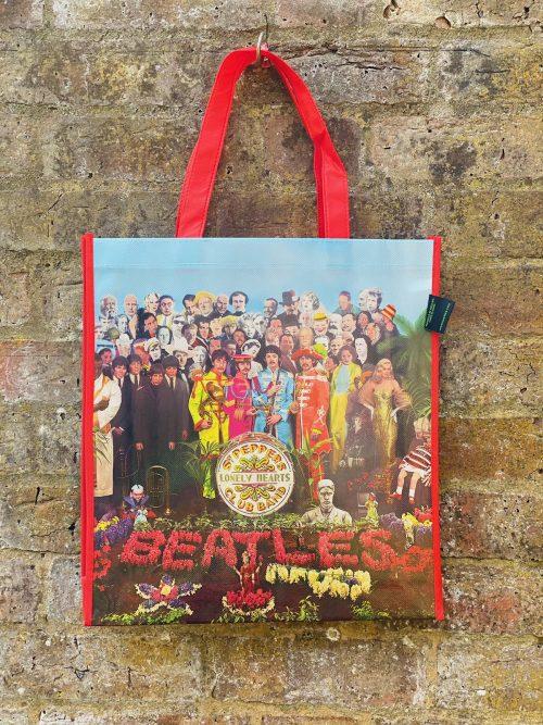 The Beatles Sgt Pepper Bag