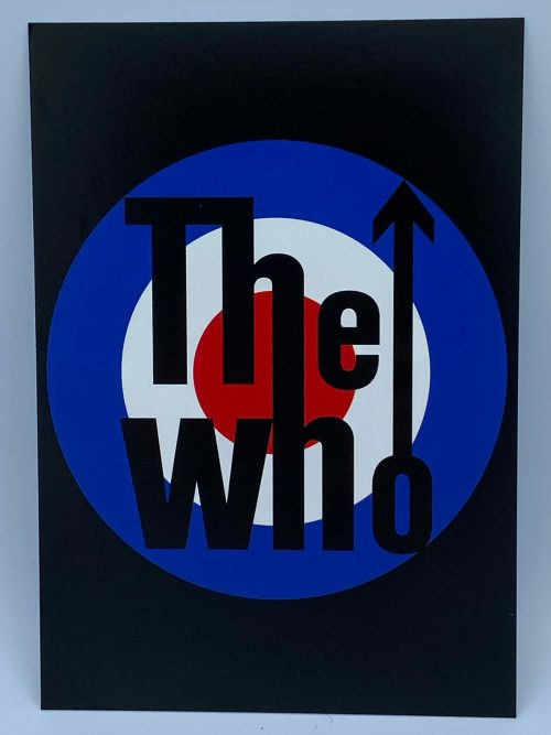 The Who Greeting Cards