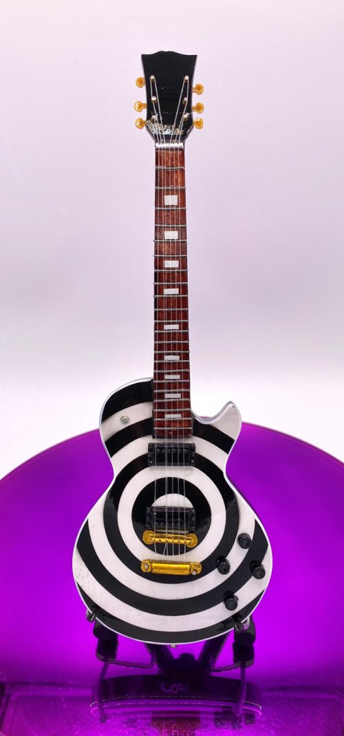 Bulls Eye Les Paul